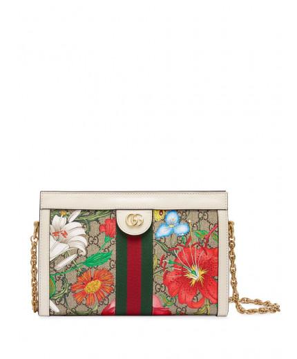 Gucci petit sac porté épaule Ophidia Flora