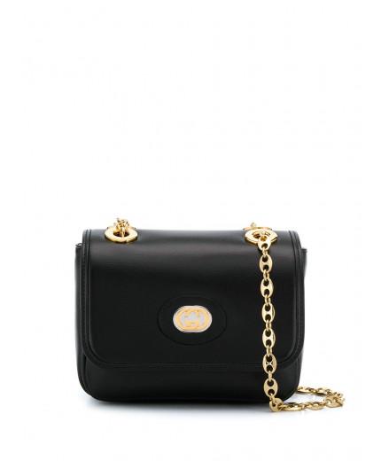 Gucci mini sac à main à logo embossé