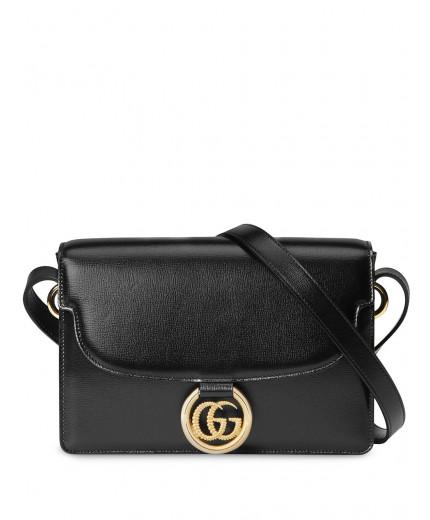 Gucci sac porté épaule à boucle logo