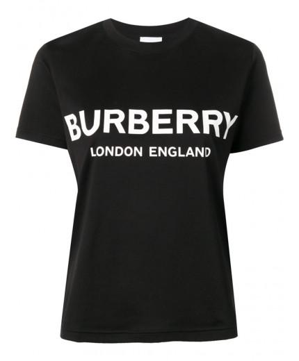 Burberry t-shirt à logo imprimé