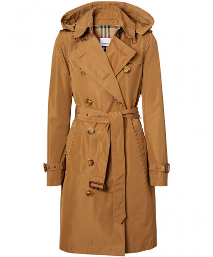 Burberry trench à capuche amovible