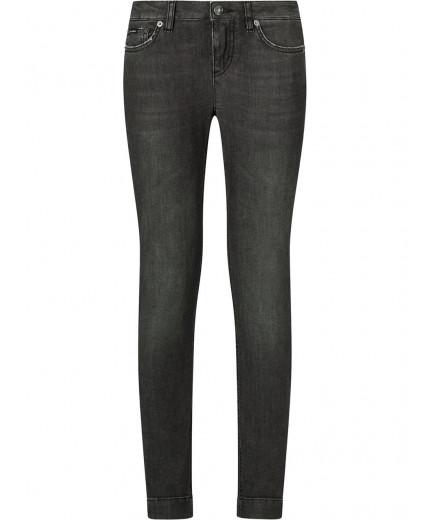 Dolce & Gabbana jean à coupe skinny