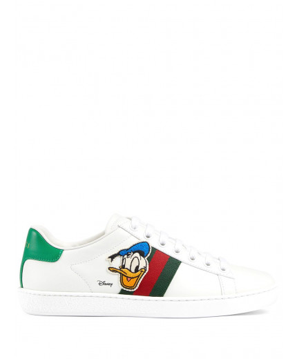 Gucci x Disney baskets Ace