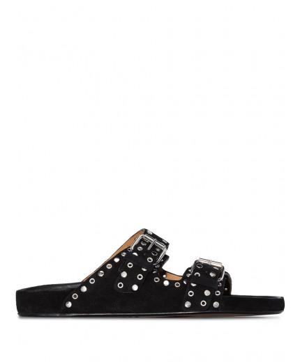 Isabel Marant sandales Lennyo cloutées