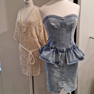 @ultimastrasbourg  @isabelmarant  @iroparis  Summer outfit ☀️☀️☀️ . #ultimastrasbourg #isabelmarant #iro #isabelmarantdenimdress #isabelmarantshowdress  #irocrochetdress # newcollection  #ss21 #newarrivals #summermood☀️ #summervibes # instafashion #influenceuse #musthave #multibrandstore #shoppingaddict #shoppingstrasbourg