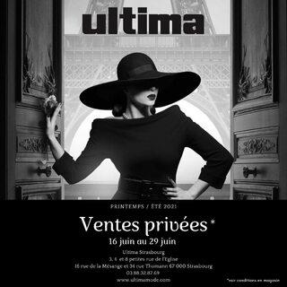 Les ventes privées commencent aujourd'hui chez @ultimastrasbourg  • Rendez-vous dans nos boutiques du 16 au 29 juin… • • • #ultimastrasbourg #ventesprivees #privatesale #fashion #luxurybrand #shoppingaddict #shoppingstrasbourg