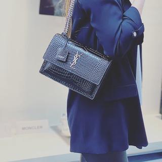 @ultimastrasbourg @ysl  SUNSET BAG . #ultimastrasbourg #saintlaurent #saintlaurentbag #itbag #luxurybag #luxuryfashion #musthave #influencer #instafashion #availablenow #shoppingaddict #shoppingstrasbourg